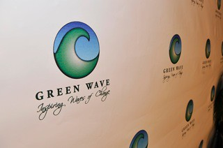 Green Wave: Inspiring Waves of Change