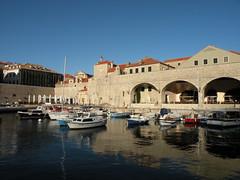 Harbour (Glazgow) Tags: city europe empty croatia stunning dubrovnik adriatic 6am walledcity