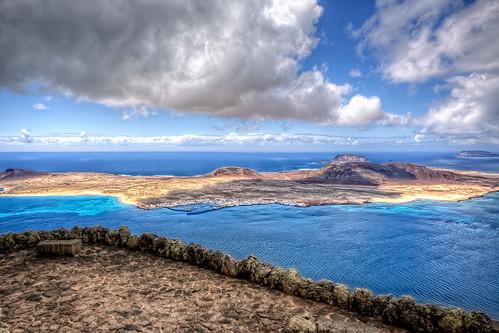 Mirador del Río, Lanzarote HDR 2
