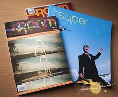 October 80s Tsuper and Roam Travel Magazine