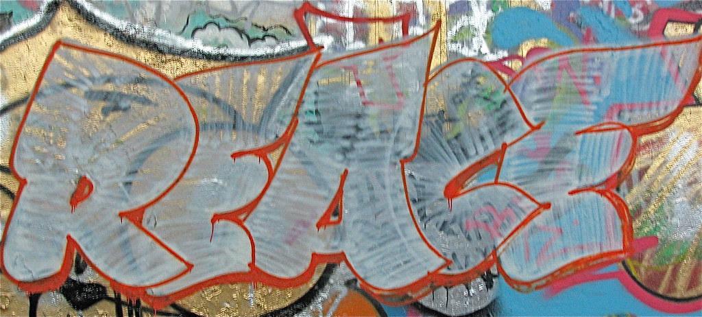 The Authorised Graffiti Area - The Tunnel
