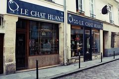 Paris '09 (I) (nuskaonline) Tags: paris france chat le francia pars huant
