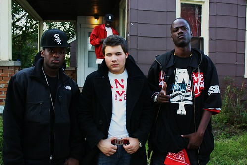 Willie The Kid, MitchWhy, La The Darkman