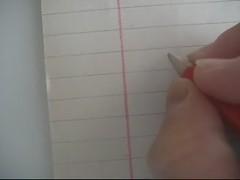 La Z lo peta. (... marta ... maduixaaaa) Tags: pencil handwriting notebook video clip z libreta videoclip lápiz escribir llibreta llapis vídeo maduixaaaa wwwmaduixaaaaes