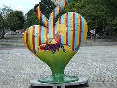 Heart Near National Gallery