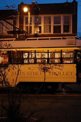 Trolley, Memphis, Tenn.