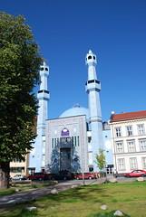 Moskeen i Åkebergveien