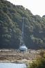 Yacht at Gillan Creek, St Anthony (viki.wilson) Tags: river cornwall stanthony helford shoreshots vikiwilson yachtatgillancreek
