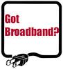 Got Broadband?