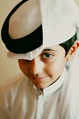 (BMAHALMU.) Tags: portraits 2009 saif qatar jameel alwakra kash5 thoob 3trah al3eed  a7baaah sayfooh n9copra saifbin5alied sayoof boalsbab