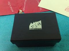 七夕情人節禮物(芥菜種包裝盒)