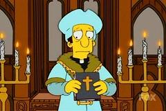 Cranmer simpsons style (Lady_Charlotte) Tags: castle anne elizabeth jane thomas howard mary katherine simpsons tudor edward more henry homer moe aragon seymour viii vi cromwell parr cleves tudors mideval boleyn cranmer i