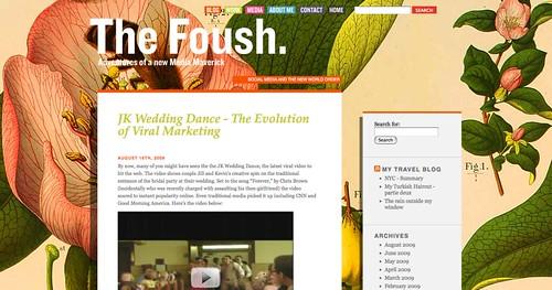JK Wedding Dance - The Evolution of Viral Marketing « Rahaf Harfoush_1253991532111