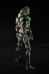 SIC第17.1弹 - 仮面ライダーブラック (グリーンカラーver)(9)