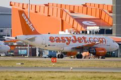 G-EZAV - Easyjet - Airbus A319-111 (A319) - Luton - 090216 - Steven Gray - IMG_9257