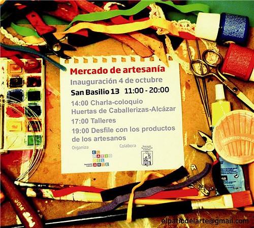 Mercado de Artesanía en Córdoba