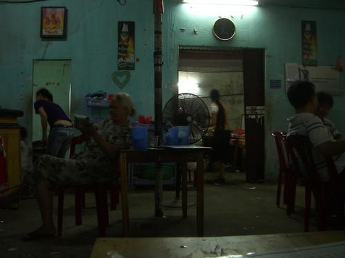 Bar de carretera Da Nang