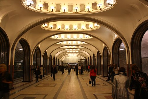 Moscow Metro - 87