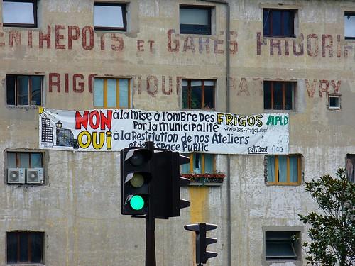 ENTREPOTS ET GARES FRIGORIFIQUE