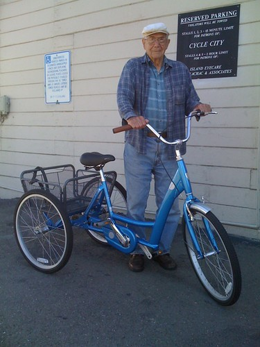 Bikes For Senior Adults with Senior Citizens and