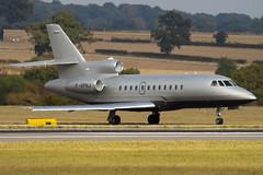 F-GPNJ - 50 - Private - Dassault Falcon 900EX - Luton - 091015 - Steven Gray - IMG_2513