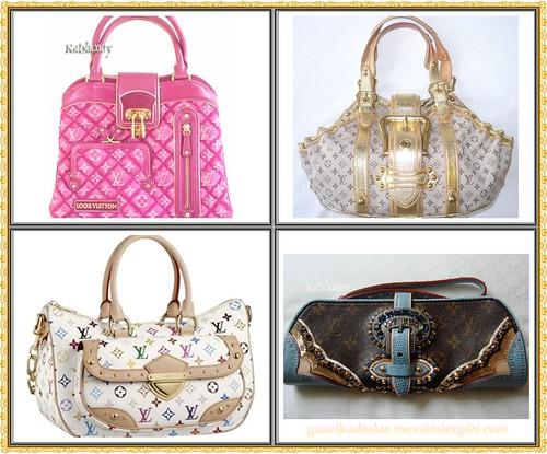 Louis Vuitton Handbags Orjinal Lv çantaları Modelleri Güzel