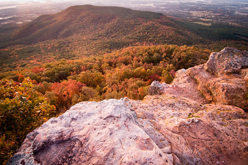Mt. Nebo Fall Color