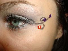 Halloween 09 - Fairy Make up