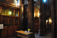 The John Rylands Library (Ian Campsall) Tags: uk england history manchester nikon northwest gothic victorian books learning knowledge wisdom d90 johnrylandslibrary nikond90 httpiancampsallsmugmugcom