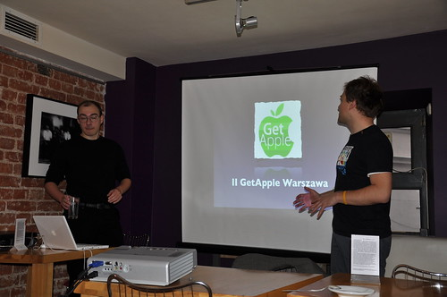 II GetApple w Warszawie