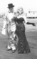 Joe Schubeck,what is he looking at,Linda Vaughn (torinodave72) Tags: girl june golden nikki phillips f1 linda nascar firebird marsha miss vaughn pure bennett cochran shifter hurst nhra usac ahra