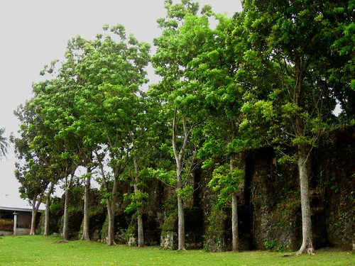 guiob church ruins