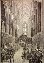 """""""Interior de Westminster""""."""