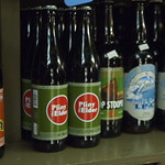 City Beer Store shelves