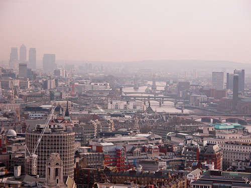 Above London II