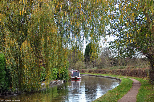Coventry Canal, Whittington