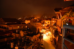Sapa at night