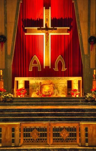 Notre-Dame-du-Cap (Autel)