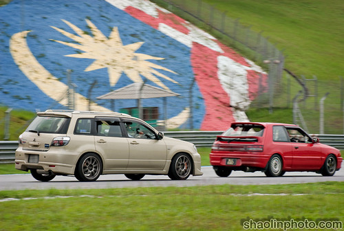 Sepang Malaysia Flag