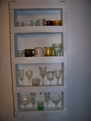 Pua's glass collection