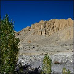 Dhi (<<<...Buddhamountain...) Tags: nepal trek canon kingdom lo tibet cave chorten mustang himalaya pilgrimage dhi gaon 50d kaligandaki buddhamountain