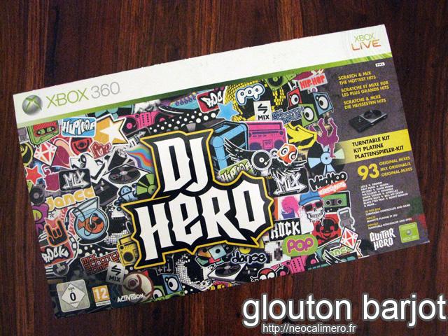 DJ Hero 12-12-09