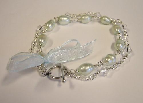 Ice Mint bracelet