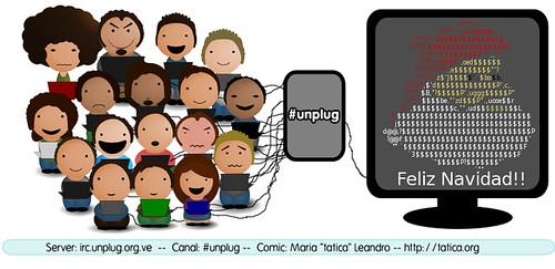 Mundo #Unplug: #3 Feliz Navidad