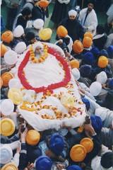 Sant Baba Thakur Singh Ji (Antham Sanscar) (Damdami Taksaal) Tags: ji bram sri sikh sant baba waheguru singh khalsa giani vasi satnam thakur panth damdami taksal sachkand