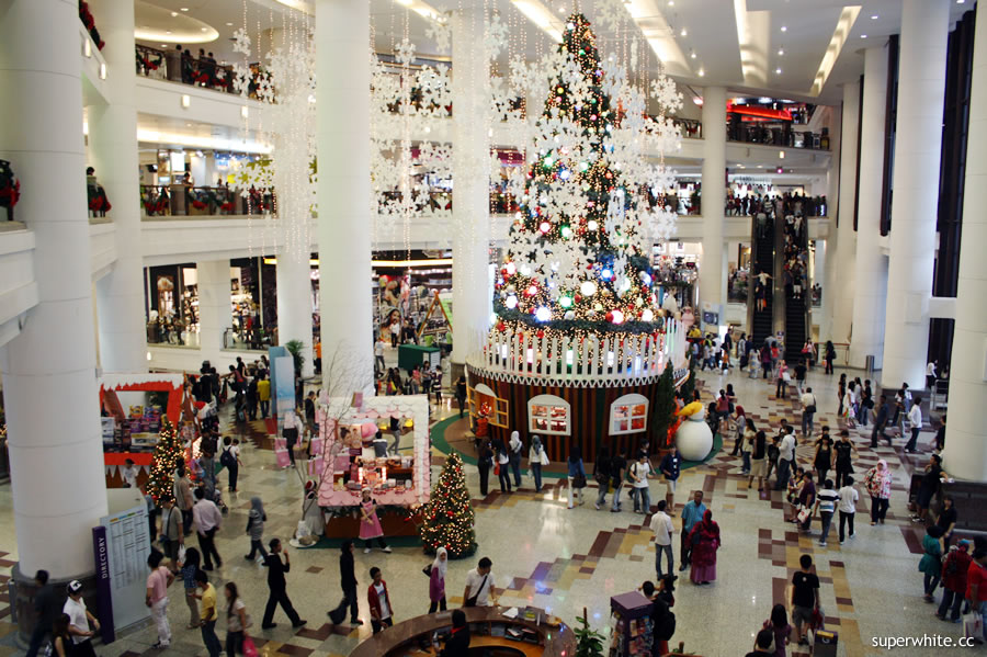 Berjaya Time Square Christmas