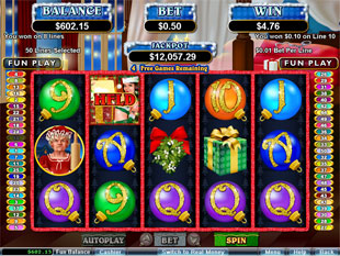 free Naughty or Nice free spins