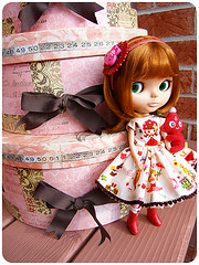 Blythe Clothes Storage Boxes