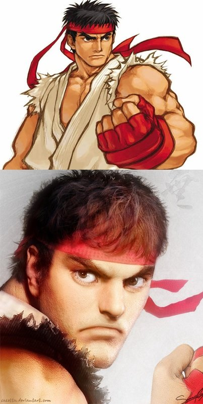 Ryu real
