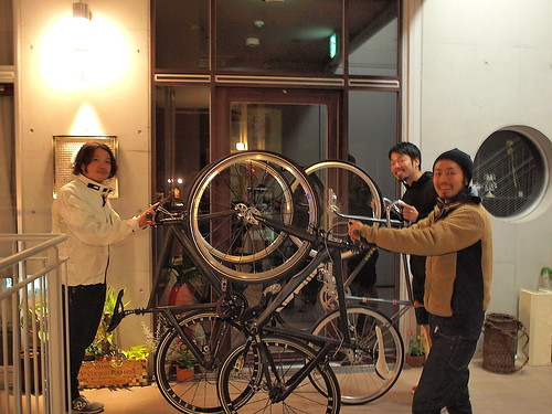 BIKE IN THE BOX CREW feat.NARI FURI CREW